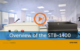 Strex STB 1400 Overview